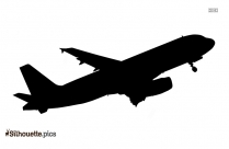 Cargo Plane Silhouette Image And Vector