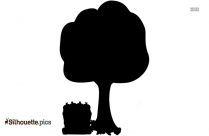 Tree Without Leaves Silhouette Clip Art