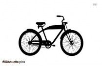 Bicycle Silhouette Image