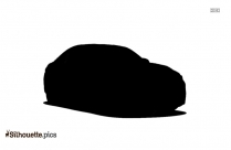 Volkswagen Silhouette Free Vector Art