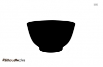 Pots And Pans Silhouette Drawing