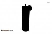Cuba Libre Silhouette Free Vector Art