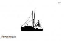 Shipping Signs And Symbols Silhouette Image