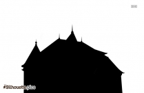 House Design Silhouette Clipart