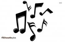 Music Symbol Silhouette