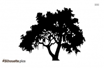 Simple Tree Silhouette