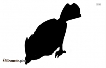 Heron Bird Clipart Silhouette Image