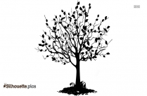 Apple Tree Silhouette For Download
