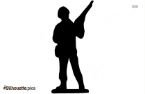 Toy Soldier Silhouette Vector And Graphics