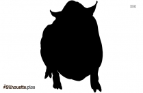 Fox Zorro Logo Silhouette For Download