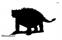 Cartoon Animals Silhouette Clip Art