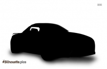 Black Audi R8 Silhouette Vector And Graphics