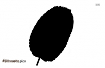 Grape Leaf Silhouette Picture