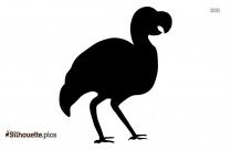 Free Cartoon Bird Drawing Silhouette