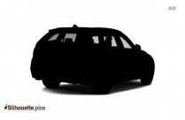 Lightweight Car Silhouette Background