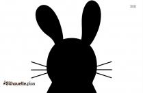 Steiff Animals Arctic Hare Silhouette Image