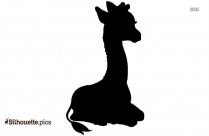 Tribal Giraffe Tattoo Drawings Silhouette Illustration