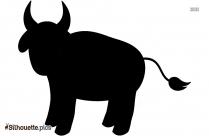 Domestic Animals Silhouette Picture