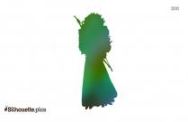 Thumbelina Silhouette Image