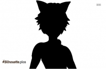 Baby Superman Silhouette Picture