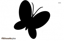 Butterfly Outline Drawing Silhouette