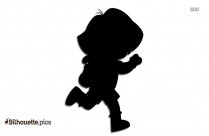 Dora And Star Silhouette Vector And Graphics