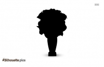 Weller Pottery Silhouette Drawing