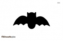 Bat For Kids Silhouette