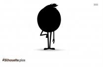 Despicable Me Symbol Silhouette