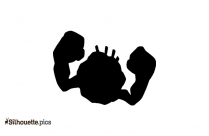 Alakazam Silhouette Image And Vector