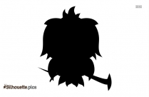 Extinct Bird Clipart Silhouette