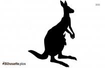 Bloodhound Cartoon Silhouette