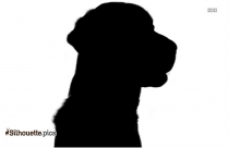 Labrador Dog Silhouette Image And Vector