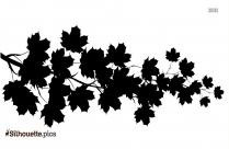 Leaf Artwork Silhouette Clip Art