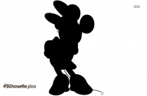 Disney Mickey Silhouette Illustration