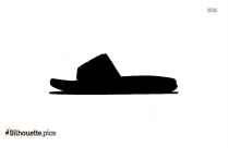 Man Shoes Silhouette Art