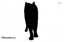 Black Panther Animal Silhouette