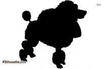 Ugly Pet Dog Silhouette