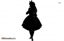 Rapunzel Art Silhouette Image