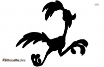 Seuss Birds Silhouette Drawing
