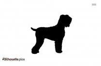 Boxer Dog Silhouette Image Free Download