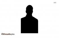 Black Ryan Reynolds Silhouette Image