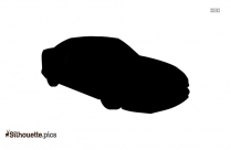 Cartoon Car Silhouette Picture