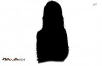 Selena Gomez Silhouette Vector And Graphics