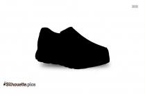 Black Shoe Silhouette