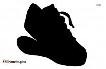 Heels Shoe Vector Silhouette