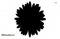 Sunflower Drawing Silhouette Clipart