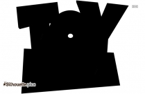 Letter B Printable Silhouette
