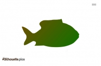 Goldfish Silhouette