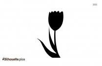 Free Daisy Flower Silhouette